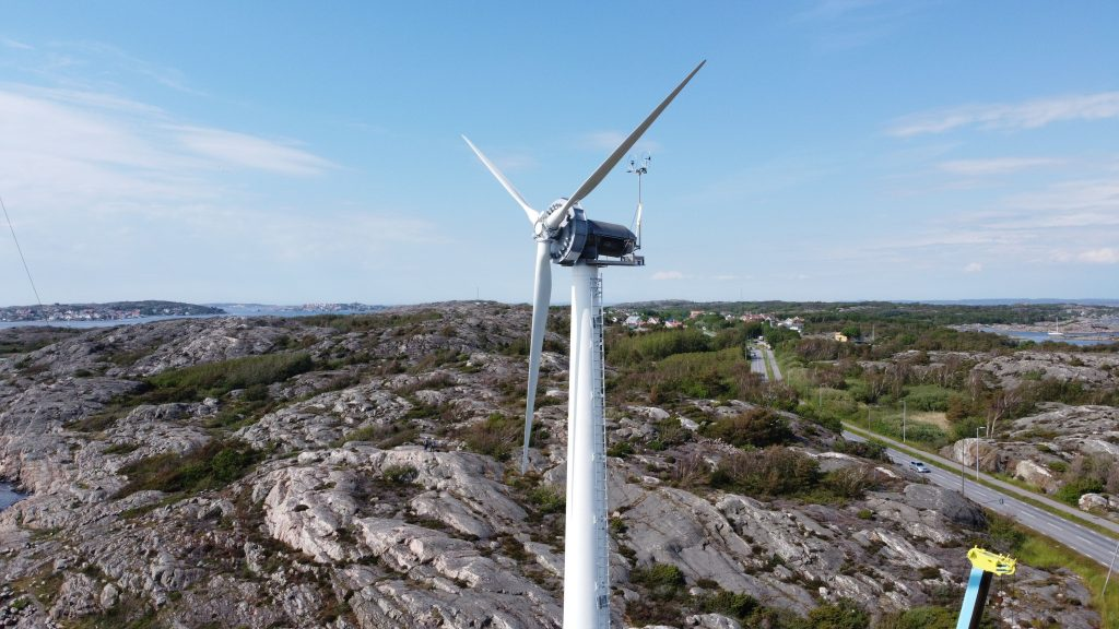 The construction of wooden wind mills is set to take the energy industry by storm.